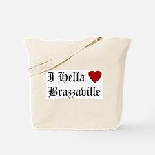 Hella Love Brazzaville Tote Bag