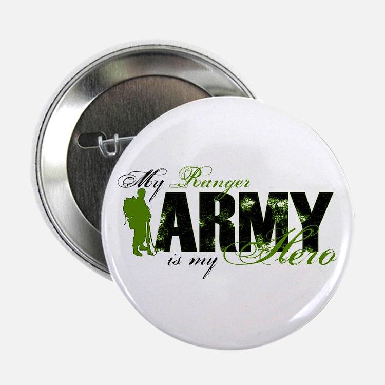 """Ranger Hero3 - ARMY 2.25"""" Button"""