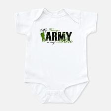 Ranger Hero3 - ARMY Infant Bodysuit