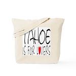Tahoe Tote Bag