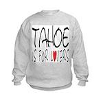 Tahoe Kids Sweatshirt