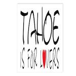 Tahoe Postcards (Package of 8)