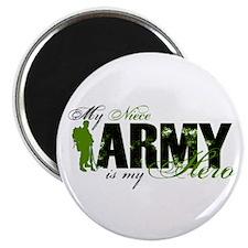 Niece Hero3 - ARMY Magnet