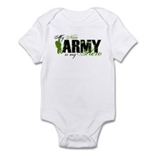 Niece Hero3 - ARMY Infant Bodysuit