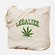 Legalize Tote Bag