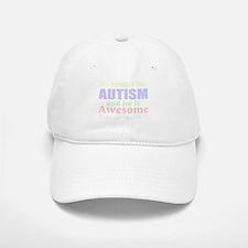 Awesom autism brother Baseball Baseball Cap