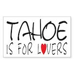 Tahoe Rectangle Sticker