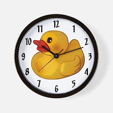Ducky 2 Wall Clock