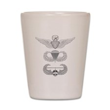 Master Aviation Airborne Air Assault Shot Glass