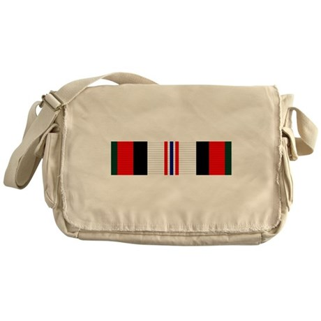 Afghanistan Campaign Messenger Bag