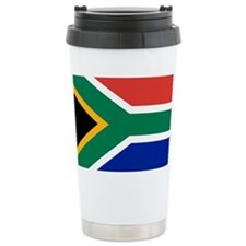 Flag South Africa Travel Coffee Mug