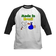 Made In Brazil Boy Tee