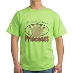 Princess Green T-Shirt