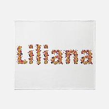 Liliana Fiesta Throw Blanket