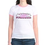 Princess Jr. Ringer T-Shirt