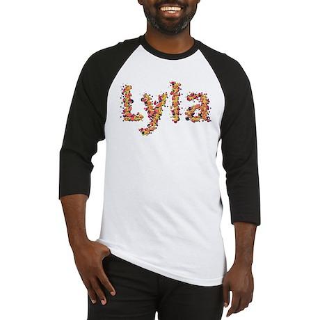 Lyla Fiesta Baseball Jersey
