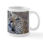 Leopard Portrait Mug
