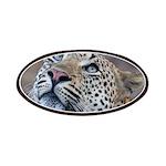 Leopard Portrait Patches