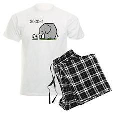 Soccer Elephant (2) Pajamas