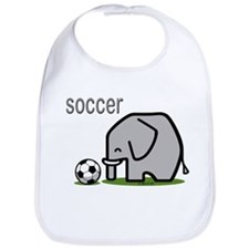 Soccer Elephant (2) Bib