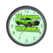 Challenger Wall Clock