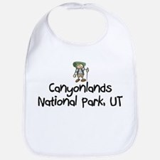 Hike Canyonlands (Boy) Bib