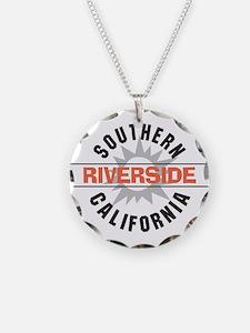 Riverside California Necklace