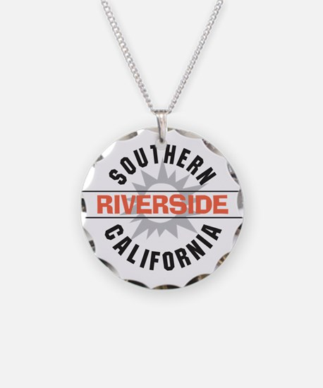 Riverside California Necklace