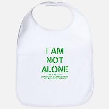 I am not alone! Bib