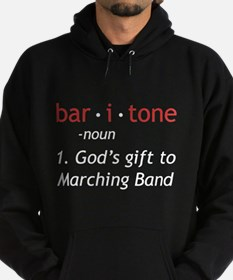 Definition of a Baritone Hoodie