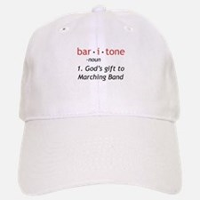 Definition of a Baritone Baseball Baseball Cap
