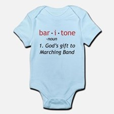 Definition of a Baritone Infant Bodysuit