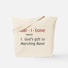 Definition of a Baritone Tote Bag