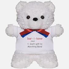 Definition of a Baritone Teddy Bear