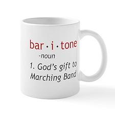 Definition of a Baritone Small Mug
