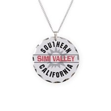Simi Valley California Necklace
