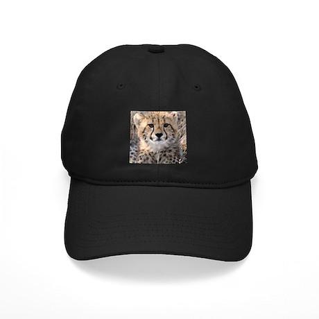 Cheetah Cub Black Cap