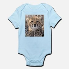 Cheetah Cub Infant Bodysuit