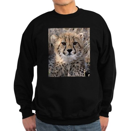 Cheetah Cub Sweatshirt (dark)