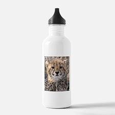 Cheetah Cub Water Bottle