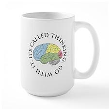 Grey's Anatomy Large Mug