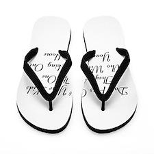 Nursing Home Flip Flops