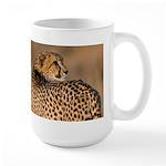 Cheetah Large Mug
