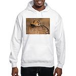 Cheetah Hooded Sweatshirt
