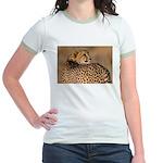 Cheetah Jr. Ringer T-Shirt