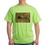 Cheetah Green T-Shirt