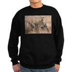 Cheetah Family Sweatshirt (dark)