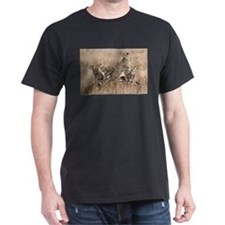 Cheetah Family T-Shirt