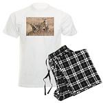 Cheetah Family Men's Light Pajamas