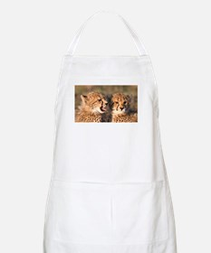 Cheetah cubs Apron